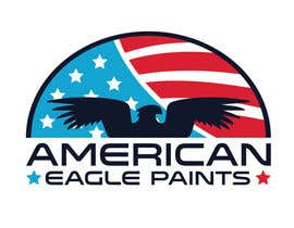 #66 cho Design a Logo for AMERICAN EAGLE PAINTS bởi zaidulariff