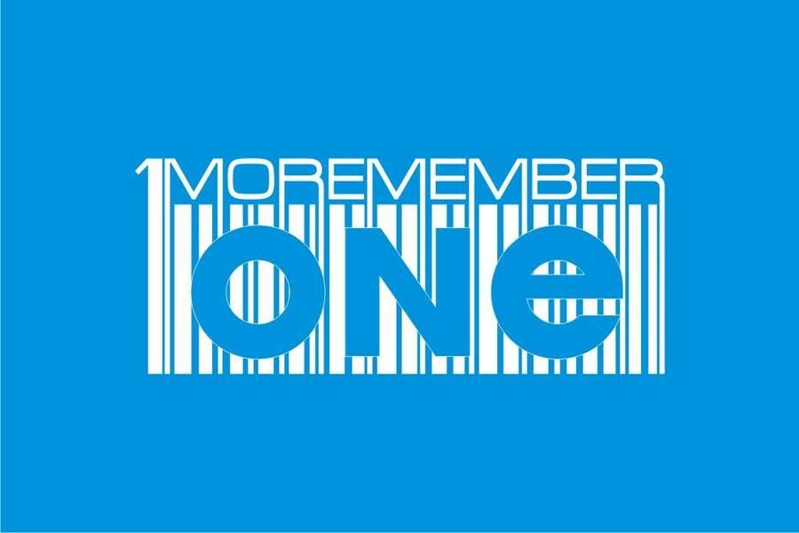 Kilpailutyö #184 kilpailussa Logo Design for One More Member (onemoremember.org)