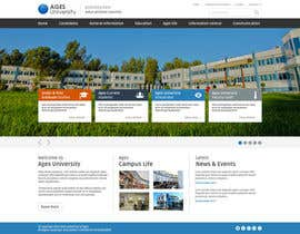 geniedesignssl tarafından Design a Website Mockup for  Education Center için no 4