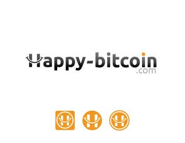 #205 cho Design eines Logos for happy-bitcoin.com bởi paxslg
