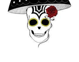 #26 cho Day of the Dead - Sugar Skull Design / Cartoon / Illustration bởi maximo20858