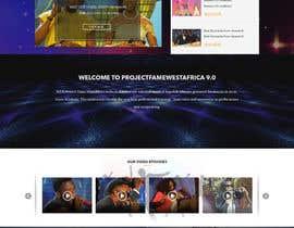 Nro 3 kilpailuun Design a Website (Redesign) käyttäjältä webidea12