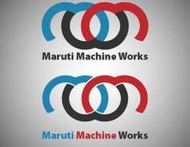 Nro 121 kilpailuun MachineWorks Manufacturing Logo käyttäjältä TimNik84