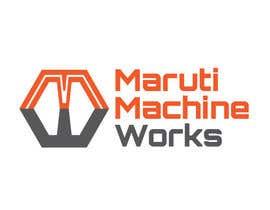 Nro 114 kilpailuun MachineWorks Manufacturing Logo käyttäjältä harishjeengar