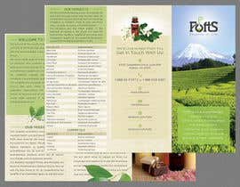 #8 for Design a Brochure for Essential Oil/Aromatherapy af VrushaliSingh