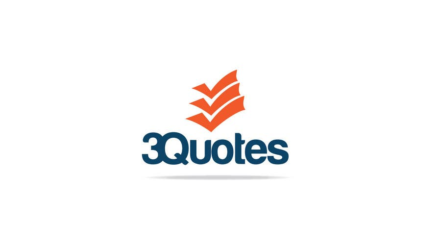 Penyertaan Peraduan #85 untuk Logo Design for For a business that allows consumers to get 3 quotes from service providers