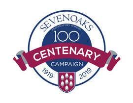 Nro 55 kilpailuun Sevenoaks Prep Centenary Campaign - logo käyttäjältä chimizy