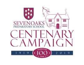 Nro 33 kilpailuun Sevenoaks Prep Centenary Campaign - logo käyttäjältä geepeemistry