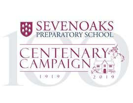 Nro 51 kilpailuun Sevenoaks Prep Centenary Campaign - logo käyttäjältä geepeemistry