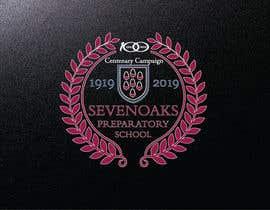 Nro 20 kilpailuun Sevenoaks Prep Centenary Campaign - logo käyttäjältä szamnet