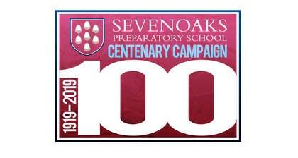 ramoncarlomaez tarafından Sevenoaks Prep Centenary Campaign - logo için no 27