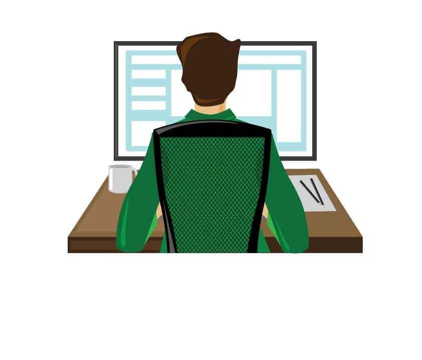 monitor freelancer
