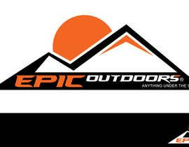 #19 para Design a Logo for  Epic Outdoors       (Clothing) por kingryanrobles22