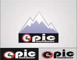 nº 18 pour Design a Logo for  Epic Outdoors       (Clothing) par ajiadjie