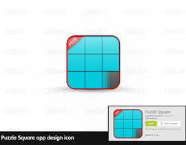 #9 para Re-Design an App - Puzzle Square por dirav