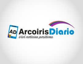 Nro 11 kilpailuun Crear logo para portal de noticias alegres käyttäjältä angelazuaje