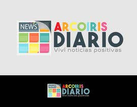 Nro 4 kilpailuun Crear logo para portal de noticias alegres käyttäjältä stebso