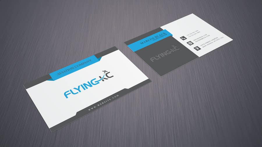 Entry 158 by mdesignengineer for design some business cards for contest entry 158 for design some business cards for aviation company colourmoves