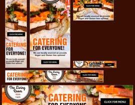 Nro 9 kilpailuun Design the same banner in 6 sizes käyttäjältä fedyn17
