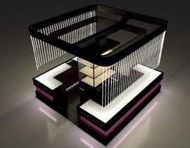 Nro 15 kilpailuun Design a Point of Sale Kiosk for a Jewelry brand mid-price käyttäjältä Cezarypatek1