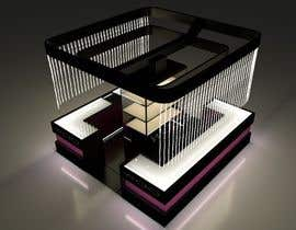 Cezarypatek1 tarafından Design a Point of Sale Kiosk for a Jewelry brand mid-price için no 15