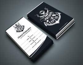 Nro 56 kilpailuun Business Card Design käyttäjältä Kamrunnaher20