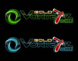#62 for Design a Logo for VorteXz GOLD Signals by taganherbord