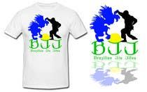 T-shirt Design for Tatami Fightwear Ltd için Graphic Design2 No.lu Yarışma Girdisi