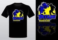 T-shirt Design for Tatami Fightwear Ltd için Graphic Design5 No.lu Yarışma Girdisi