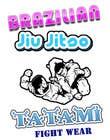 T-shirt Design for Tatami Fightwear Ltd için Graphic Design13 No.lu Yarışma Girdisi
