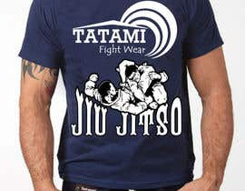 #50 для T-shirt Design for Tatami Fightwear Ltd от Kalex0