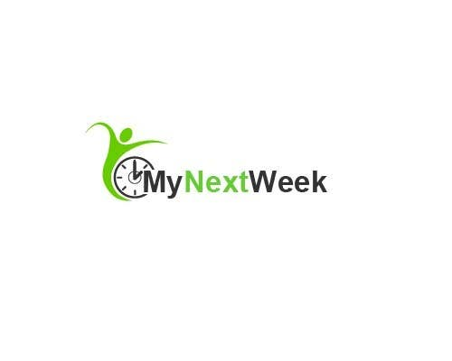 #214 for Design a Logo for MyNextWeek by mamunlogo