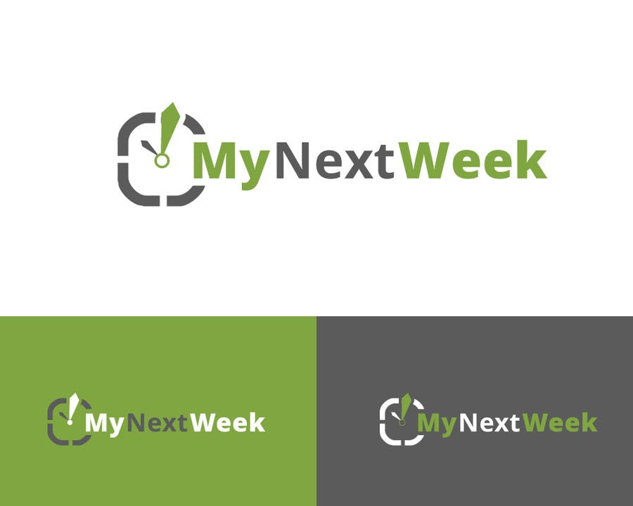 #136 for Design a Logo for MyNextWeek by thimsbell