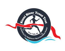 #45 for Trout Trot Logo Design by OliveraPopov1
