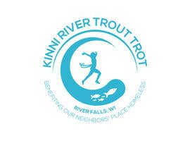 #35 for Trout Trot Logo Design by ArchangelStudio