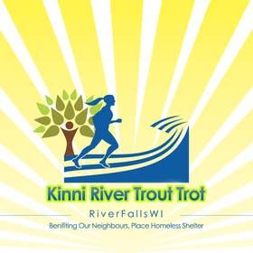 Dreamfocus tarafından Trout Trot Logo Design için no 19
