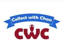 Nro 4 kilpailuun Collect with Chan logo käyttäjältä AlvaresFree