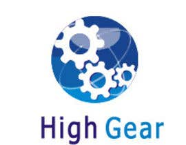 #30 para Design a Logo for High Gear por nextstep789123