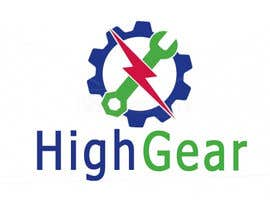 #32 para Design a Logo for High Gear por nextstep789123