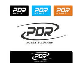 #125 for Design a Logo for PDR Mobile af legol2s
