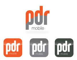 #131 cho Design a Logo for PDR Mobile bởi carlosbatt