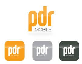 #132 for Design a Logo for PDR Mobile af carlosbatt