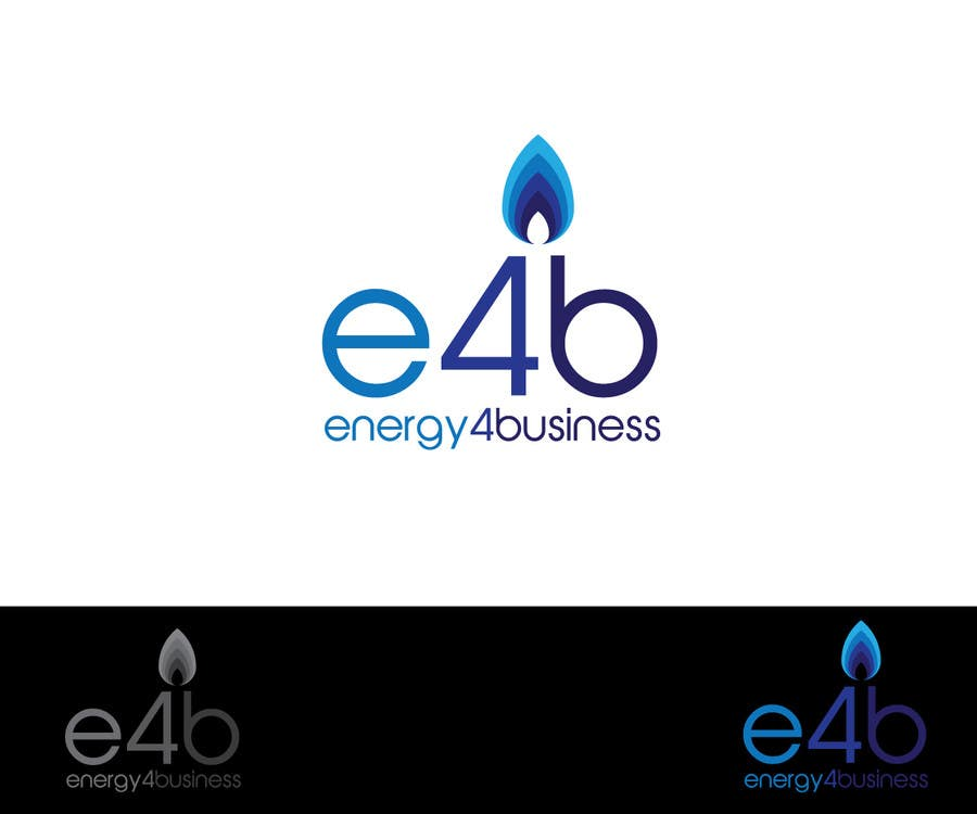 #287 for Design a Logo for e4b by Kkeroll