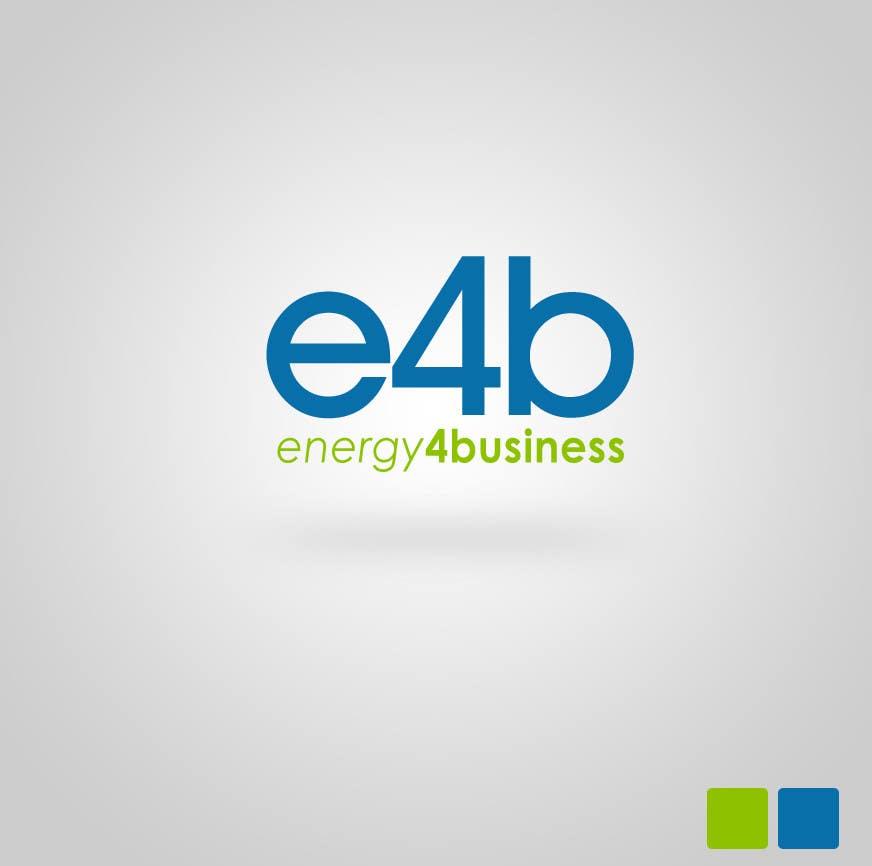 #198 for Design a Logo for e4b by pixelke