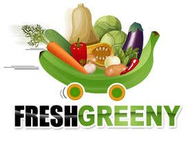 Nro 36 kilpailuun Design a Logo for our Vegetable shop käyttäjältä ELDJ7