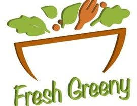 Nro 13 kilpailuun Design a Logo for our Vegetable shop käyttäjältä faizanmalik840