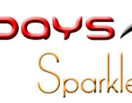 Nro 4 kilpailuun Design the '30 Days to Sparkle' Logo käyttäjältä AlexBogdanArts