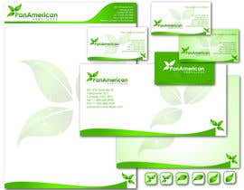 #134 для Logo Design for Pan American Fertilizer от mixfocuz
