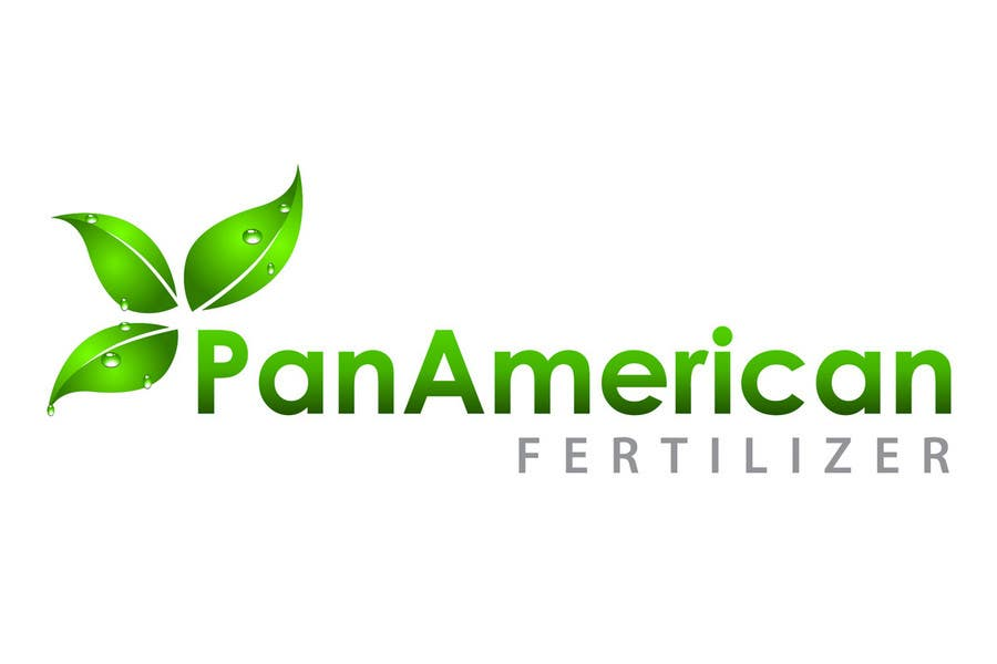 #91 for Logo Design for Pan American Fertilizer by mixfocuz