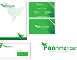 #153 untuk Logo Design for Pan American Fertilizer oleh Khanggraphic